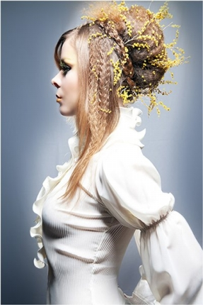 женские стрижки аврора
