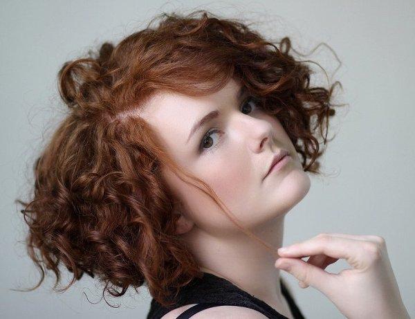 стрижка волос январь 2011,