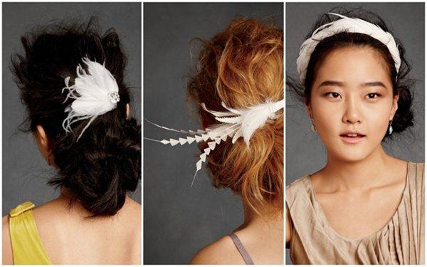 Молодёжные причёски из длинных волос