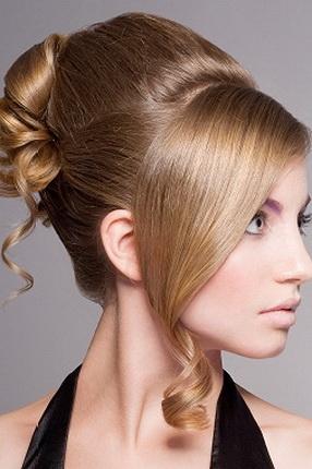 Прически со схемами для длинных волос