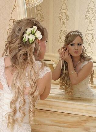 Причёски для длинных волос своими руками пошагово